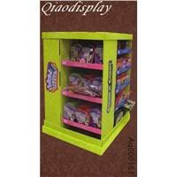low price pallet display,pop display,display shelf,display rack