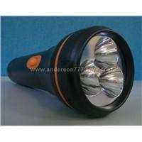3led flashlight