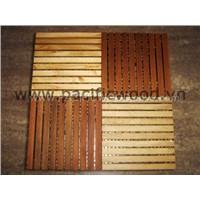 Decking Tiles manufacture