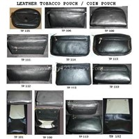 Leather Product, Tobacco Pouches, Wallets