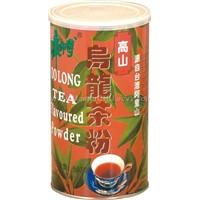 Oolong tea flavoured powder