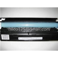 Remanufactured toner cartridge and compatible toner cartridge for Panasonic 3350