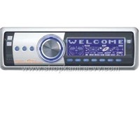 Car Player AM/ FM Stereo/ RDS, DVD/ VCD/ CD/ CD-R/ CD-RW