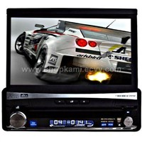 7 Inch Touch Screen Car DVD Player + Bluetooth