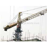 QTZ125tower crane
