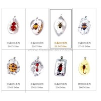 insect amber,transparent resinic products with many kinds of