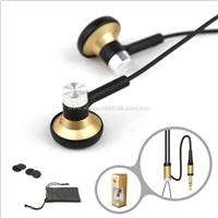 Metal stereo earphone