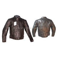 SH-512 Leather Motorbike Jacket