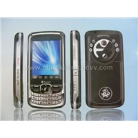 Handset Dual sim phone with solar charger