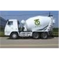 concrete mixer/cement truck