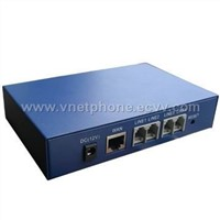 VOIP Gateway(4 Lines for 4 Phones)OEM