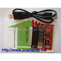 pc motherboard diagnostic(test) post(debug) card