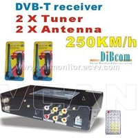 DVB-T, digital tv receiver