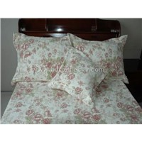 100% cotton bed sets
