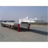 Low-Loader Semi-Trailer