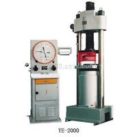 YE Series Hydraulic Compression Testing Machine