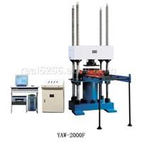 YAW Series Compression Testing Machine