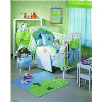 Tech Baby Bed Set
