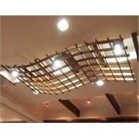 Wood Plastic Ceiling (THO-03)