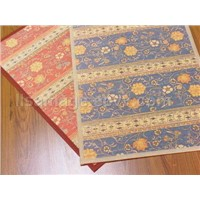bamboo printing carpets