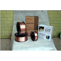 CO2 gas shield welding wire  (Aws er70s-6)
