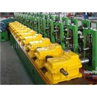 Fireproofing valve machine