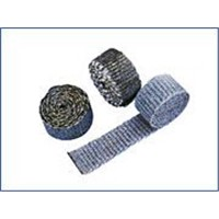 expanded graphite knitted tape