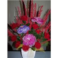 silk stocking flowers