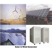 Solar & Wind Generator