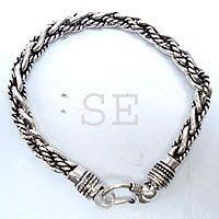 silver cris bracelets
