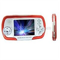 """novel mp4 player 2.5"""" screen with game"""