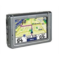 Compact portable ALL IN ONE design GPS