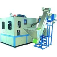 Automatic stretch blow molding machine
