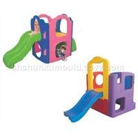 rotomolded playground equipment