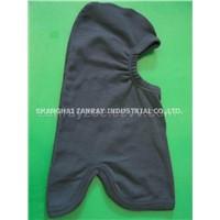 Flame resistant hood