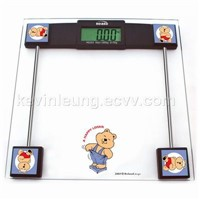 Glass Digital Glass Personal Scale