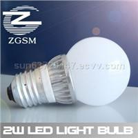2w 5w 7w Led Light Bulbs