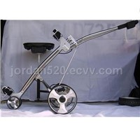 106E Shark electrical golf trolley