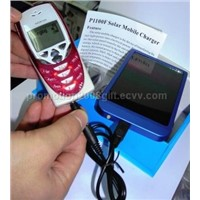 Solar charger with USB sort - for mobile / MP3 / MP4 / PDA, etc.