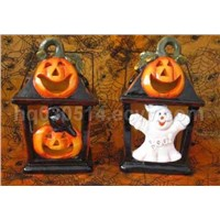 pottery/ceramic halloween decoration