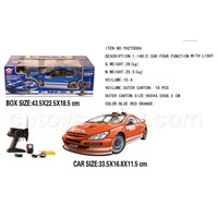 1:14 R/C Car (Famous-branded model)