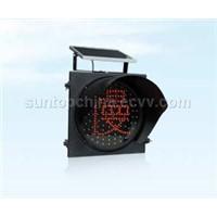 Solar Traffic Light (xhd-01)