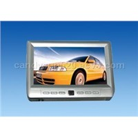 car LCD Monitor(SERM-11)