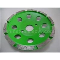 Single Row Cup Wheel (WSR)
