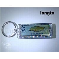 Solar Keychain (Clock/Large,LT-KG02-0002)