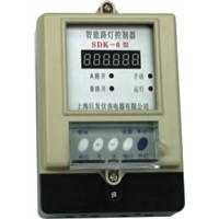 longitude and latitude control time switch
