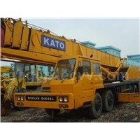 supply used Japanese crane(KATO)