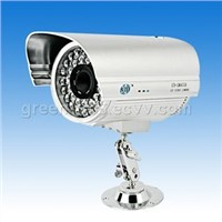 wired CCD camera