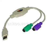 USB for PS2 Cable