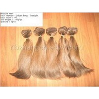 Indian or Chinese Virgin Remy hair extension